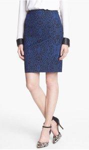 Halogen Print Skirt NAS