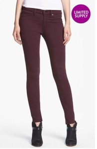 rag and bone twill leggings NAS