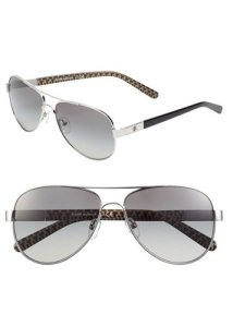Tory Burch Aviator Sunglasses NAS