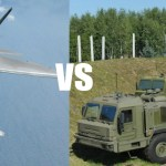 America's F-22 and F-35 Stealth Fighters vs. Russia's S-300, S-400 and S-500