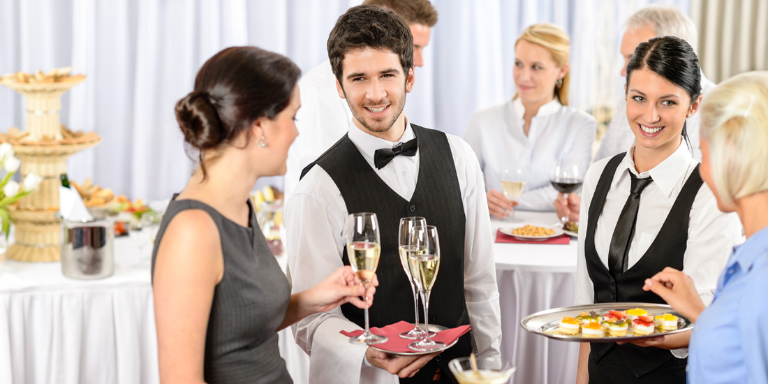 How To Become a Waiter - ZJ Services