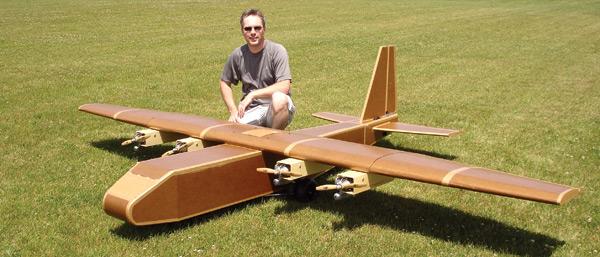 Kartonowe modele latające