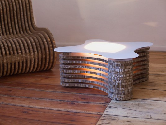 Podswietlany stolik - 1