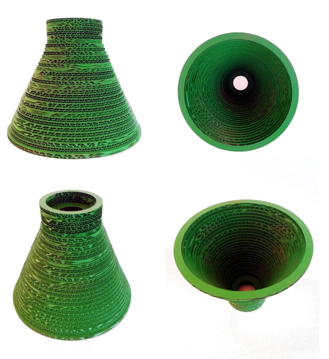 Zmiana koloru lamp - zielony