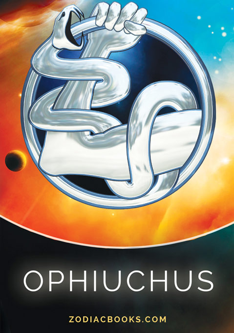 Zodiac \u2013 Signs \u2014 Ophiuchus