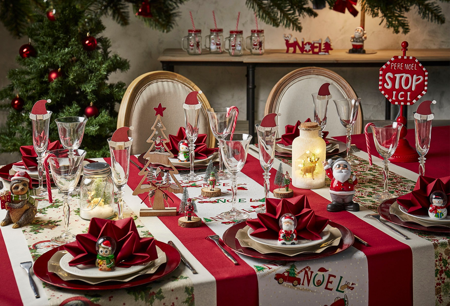 4 Tables De Noël Tendances Inspirations