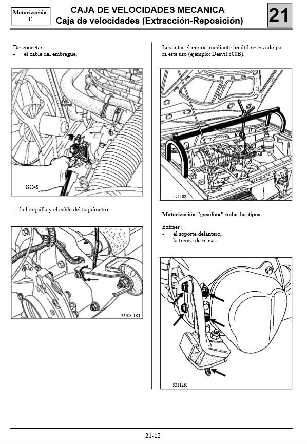 Renault 19 Wiring Diagram Wiring Diagram