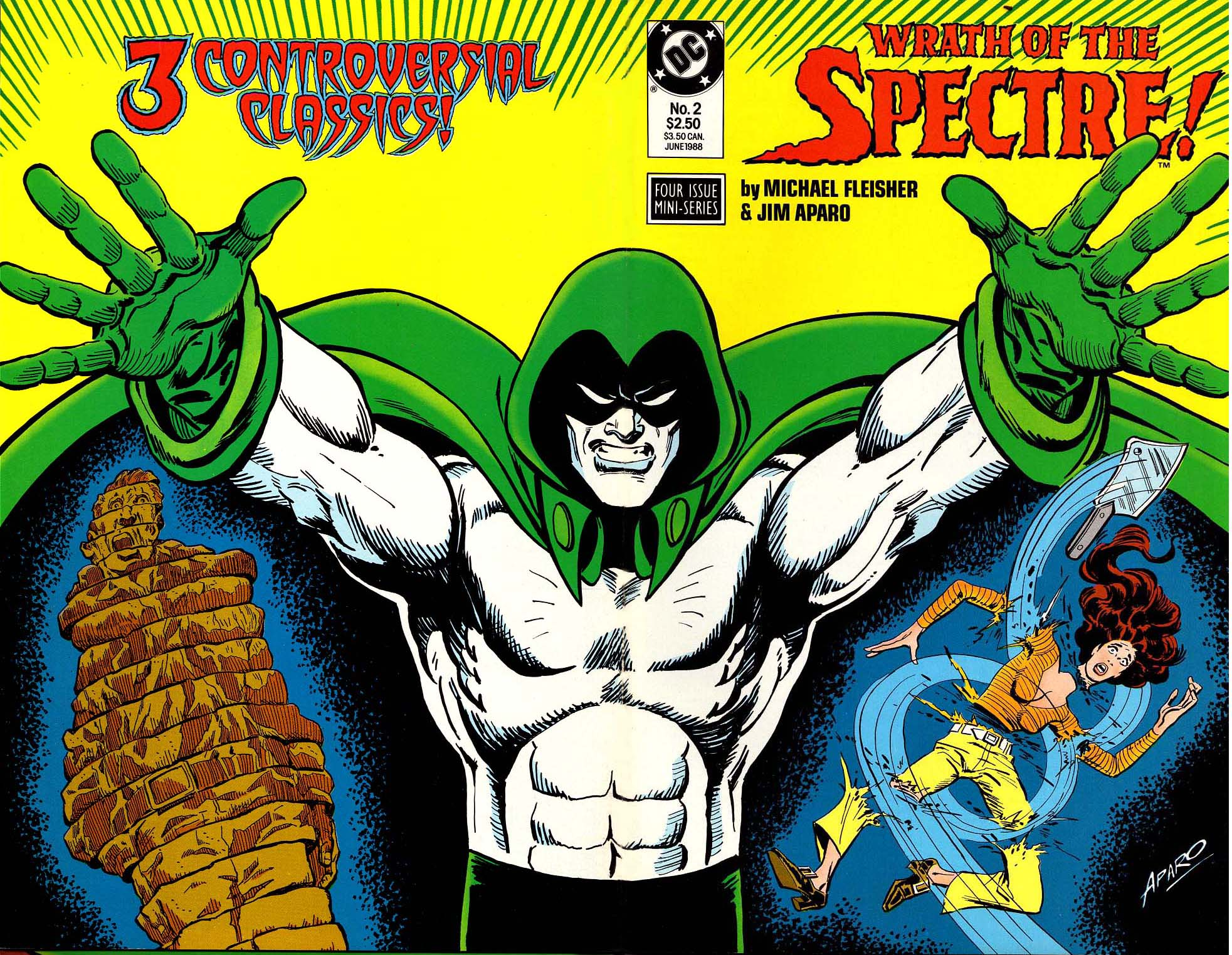 Aparo Wrath Of The Spectre 1988 Zok Pow