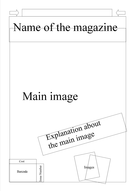 Magazines Covers Template - Contegri.com