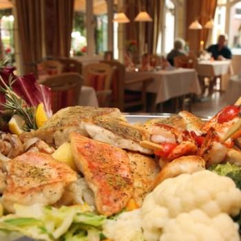 Zollhaus Restaurant Fischplatte