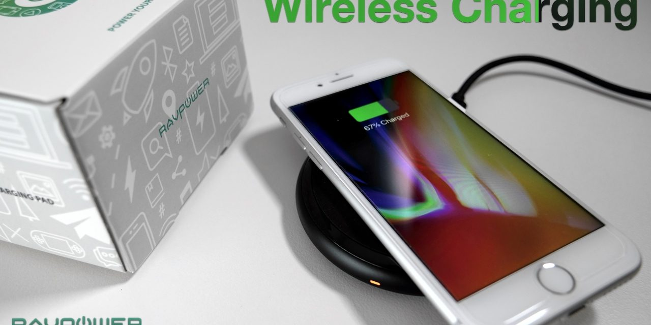 Iphone Cordless Charger Iphone Wireless Charger By Ravpower Zollotech