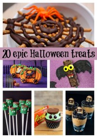 20 Epic Halloween Themed Desserts - Pretty My Party