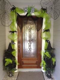 8 Fun Halloween Door Ideas