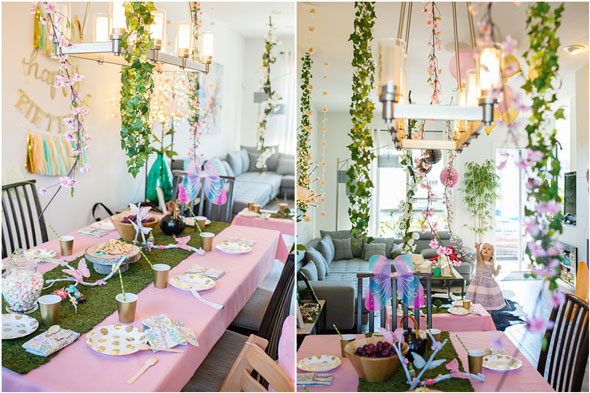 Fairy Tale Birthday Party - birthday party design