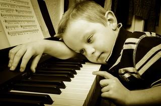 pianino-dziecko