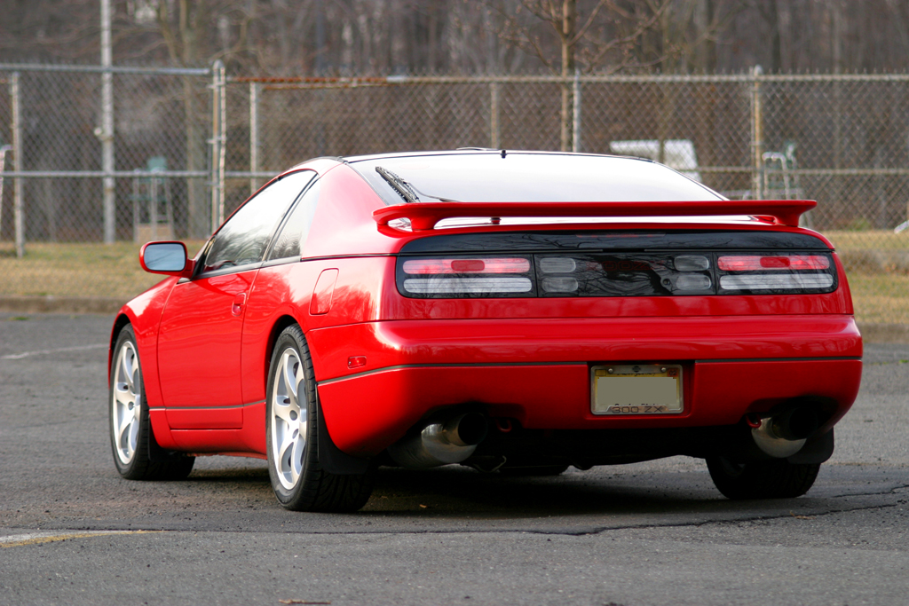 1995 Nissan 300ZX - Information and photos - ZombieDrive