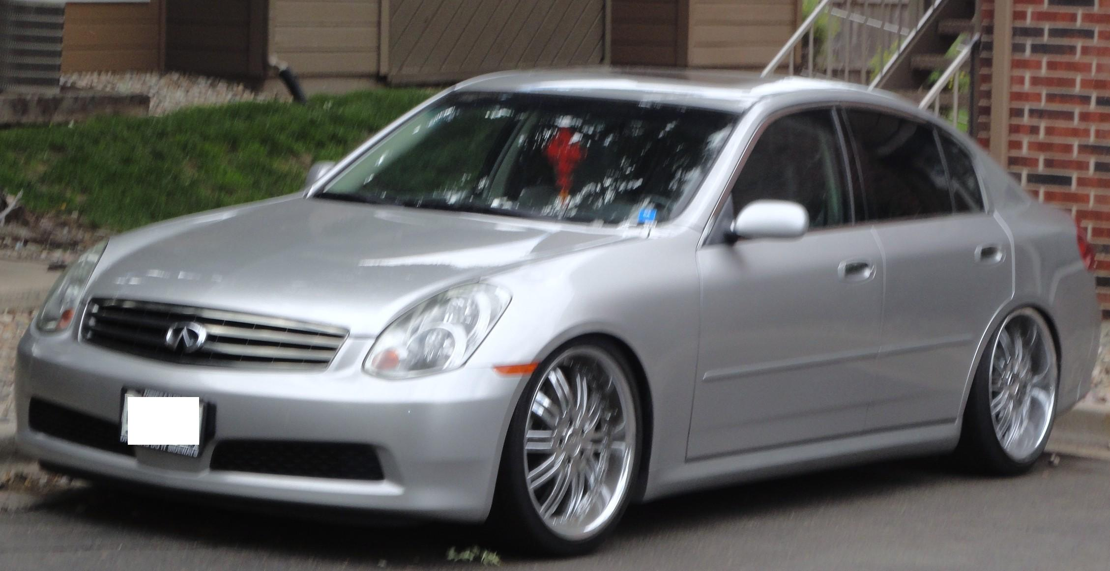 2005 infiniti g35 for sale lake forest california 2005 infiniti g35 information and photos zombiedrive download vanachro Images