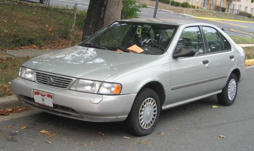 1997 Nissan Sentra - Information and photos - ZombieDrive