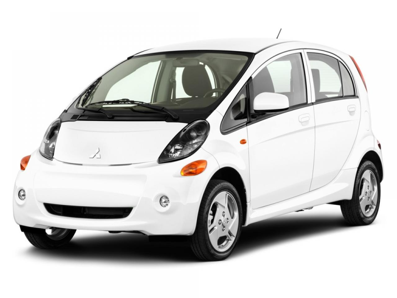 Electric Cars Information 2012 Mitsubishi I Miev Information And Photos Zombiedrive