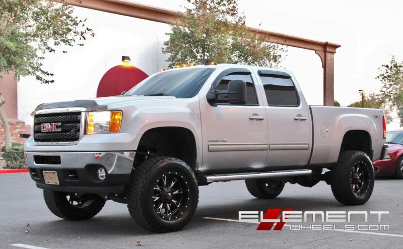 2011 GMC Sierra 2500HD - Information and photos - ZombieDrive