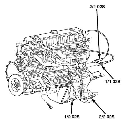 2003 Jeep Wrangler Engine Diagram. 2003 suzuki eiger