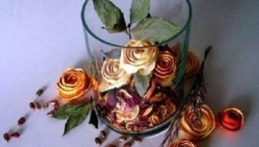 diy-orange-peel-rose
