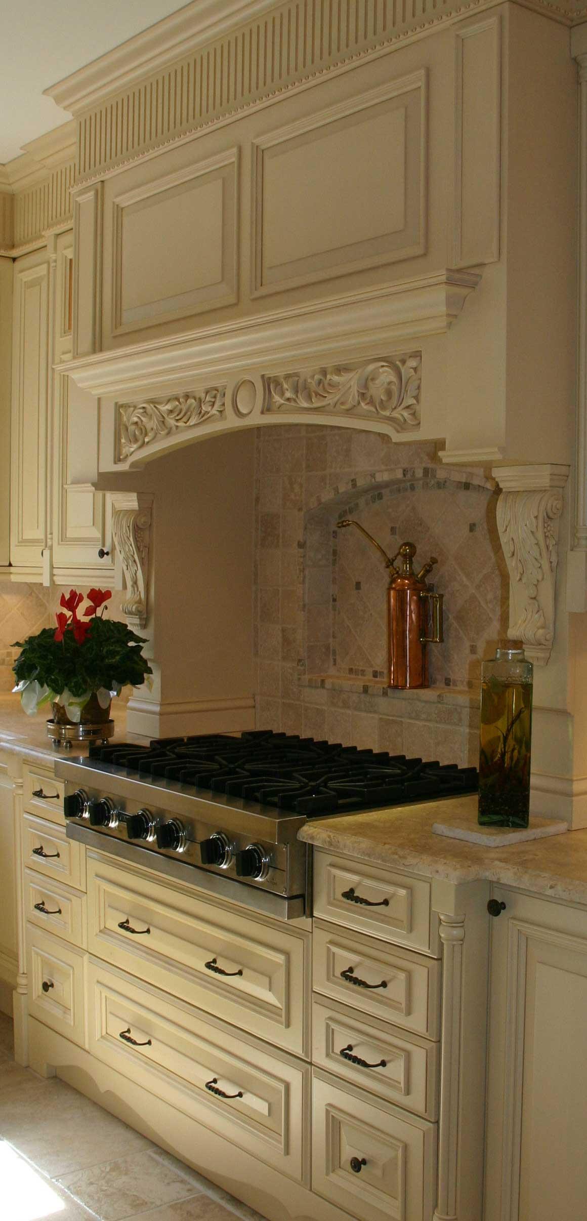 Cuisine classique traditionnelle 3 zone cuisines sur for Atelier de cuisine laval