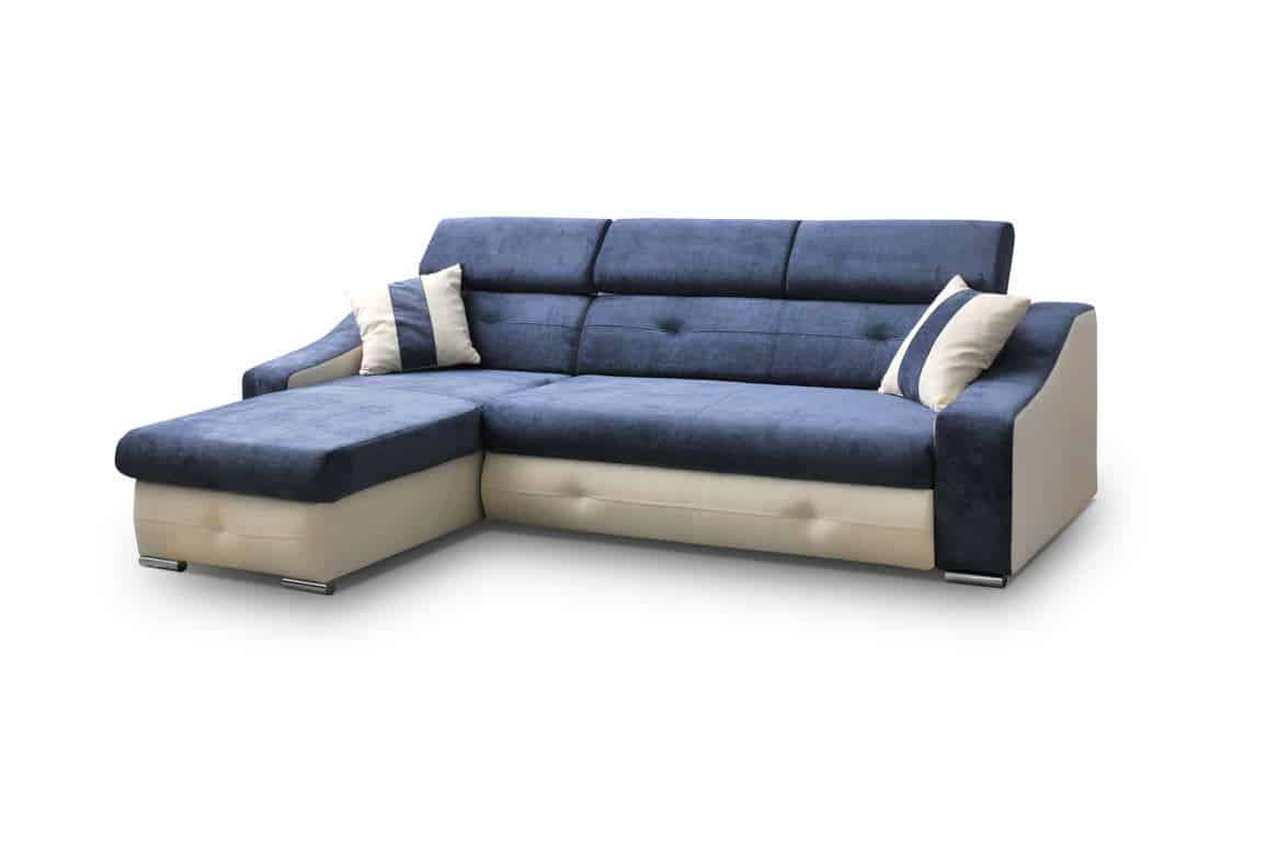 Sofa Unik Modern Sovesofa Med Chaiselong
