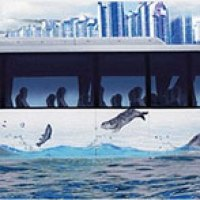 Sekali Naik Bis Ampibi, Dua Tiga Pulau Terlampaui