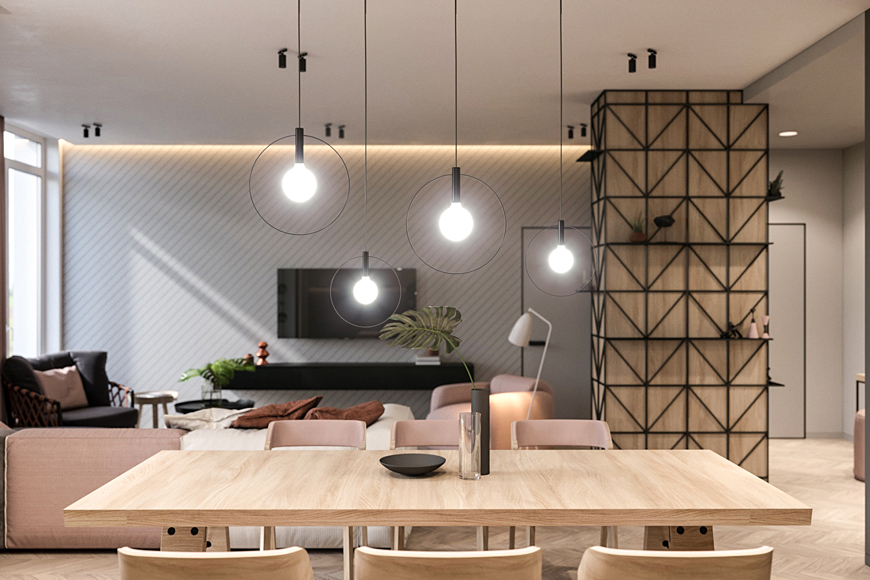 Scandinavian Interior Interior Design Apartment 2019 With Elements Of The