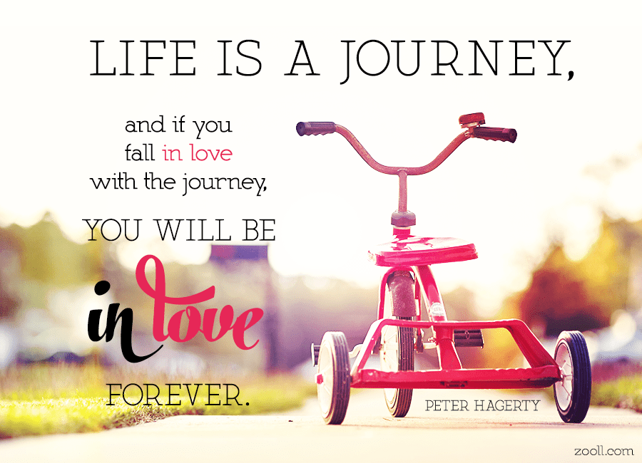 Cute Wallpapers For Fall Quote Of The Week Life Is A Journey And If You Fall In
