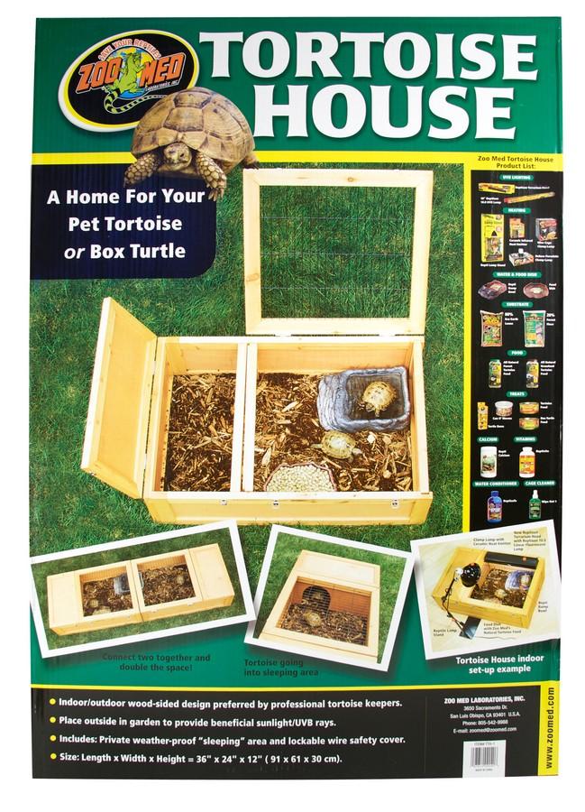Tortoise House Zoo Med Laboratories, Inc