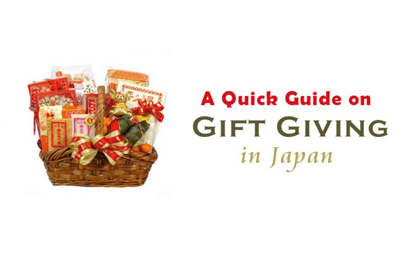 A Quick Guide Gift Giving in Japan - Dos and Don\u0027ts