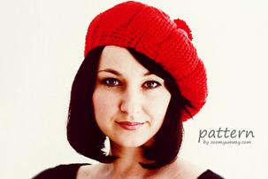 crochet-beret-pattern