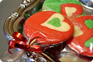 how to wrap cookie lollipops, how to wrap cookie pops, wrapped cookie pops