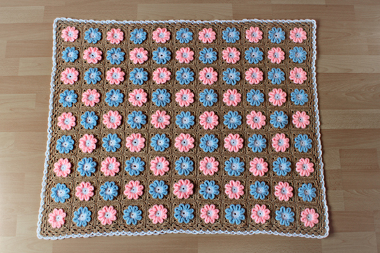 crochet-3D-flower-blanket-pattern