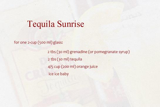 tequila-sunrise-ingredients