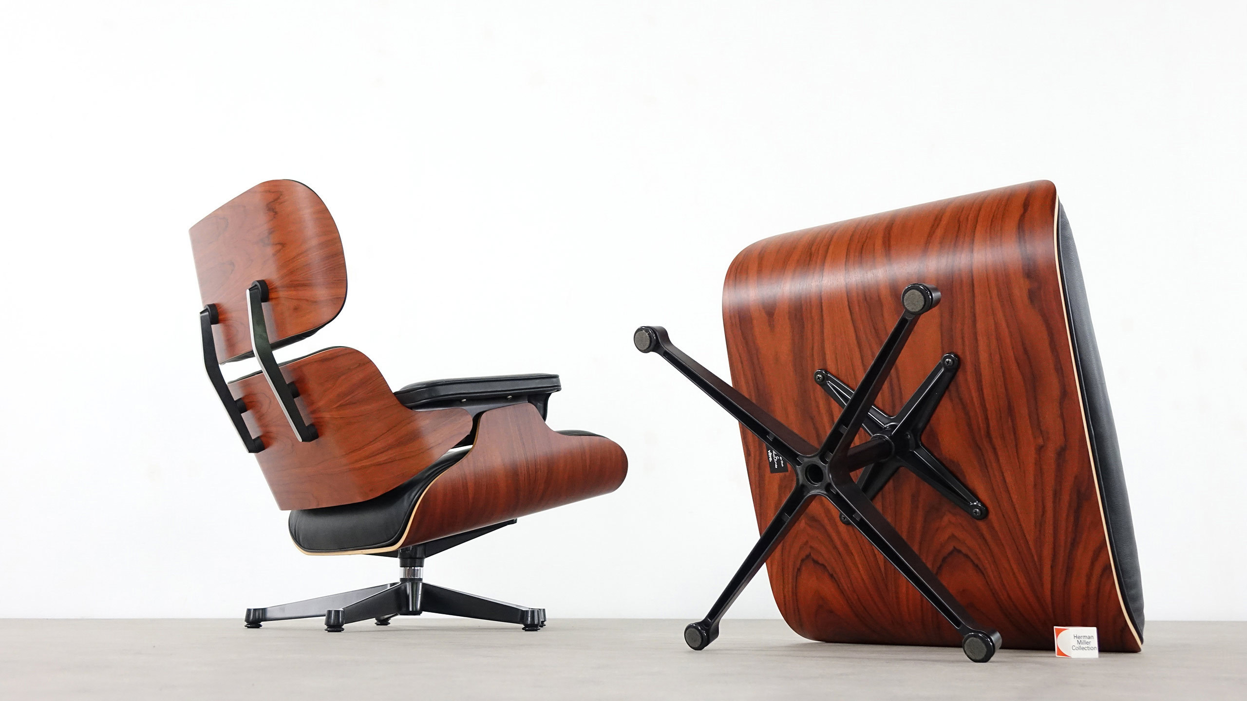 Charles Eams Charles Eames Lounge Chair By Vitra