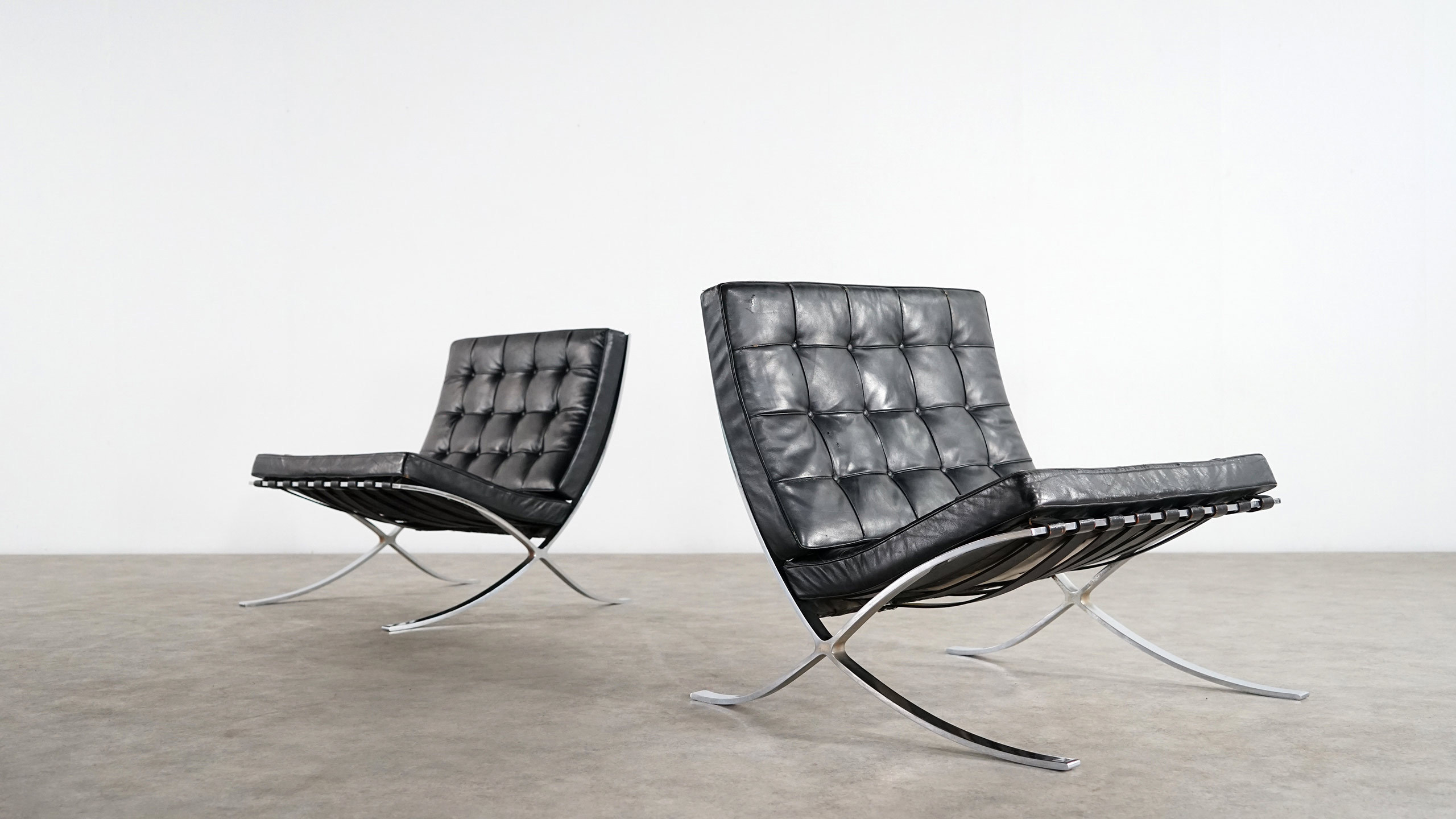 Knoll International Mies Van Der Rohe Barcelona Chair Knoll Zorrobot