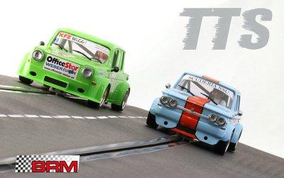 Simca 1000 e NSU TT da TTS Models-1