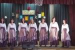 """Seniorom śpiewali """"Landwarowianie"""" (fot. Agata Mankeliūnienė)"""