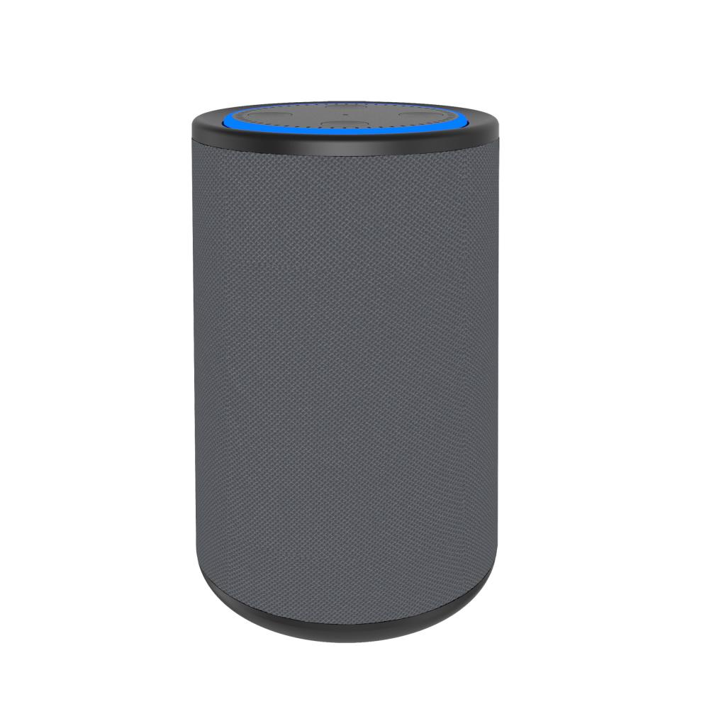 Alexa Dot Details About Impecca Cordless Speaker Charging Dock For Echo Dot 2nd Gen Grey