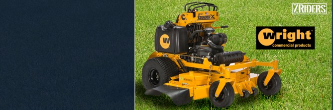 Ready to step up to a Commercial Mower?