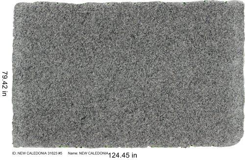 Medium Of New Caledonia Granite