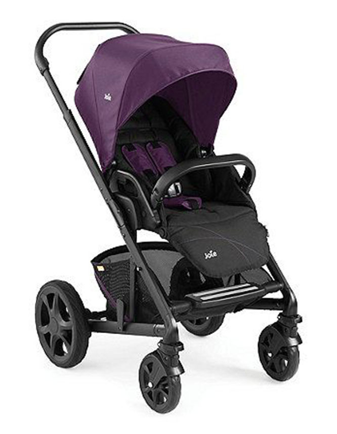 Baby Stroller Price In Pakistan Joie Meet Chrome Grape Baby Stroller Purple J