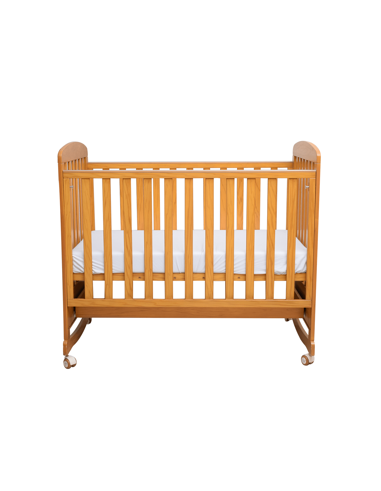 Travel Stroller Price In Pakistan Bambies Baby Natural Wooden Cot With Drawer Light Brown