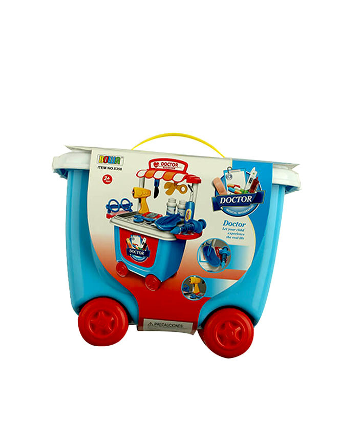 Travel Stroller Price In Pakistan Doctor Trolley Blue Activity Kids Toy D 8358 11 18