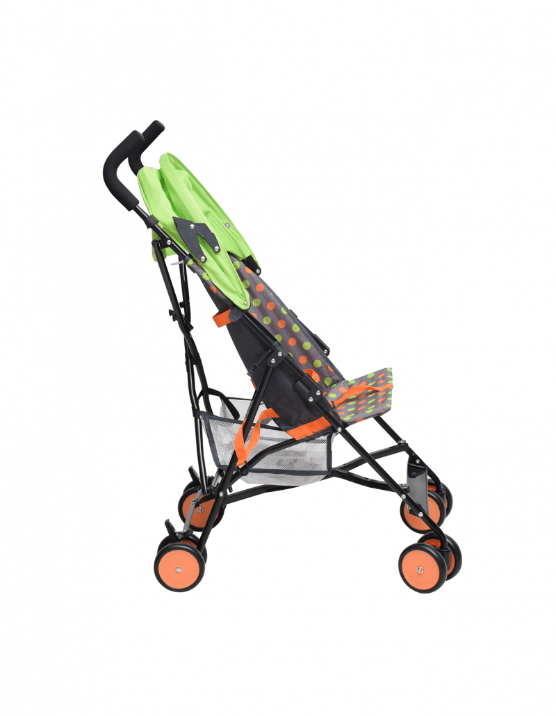 Travel Stroller Price In Pakistan Bambies Umbrella Dotted Baby Stroller Buggy Multi Yd167
