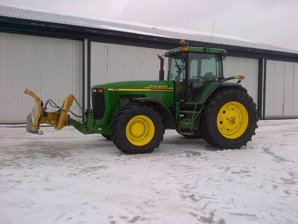 John Deere Snow Plow Commercial Snow Removal Zuidberg