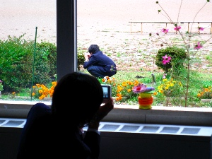 「美術の授業にカメラ」寄稿